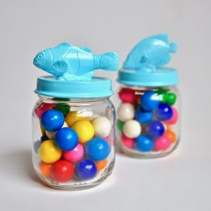 Baby Food Jars Party Favors