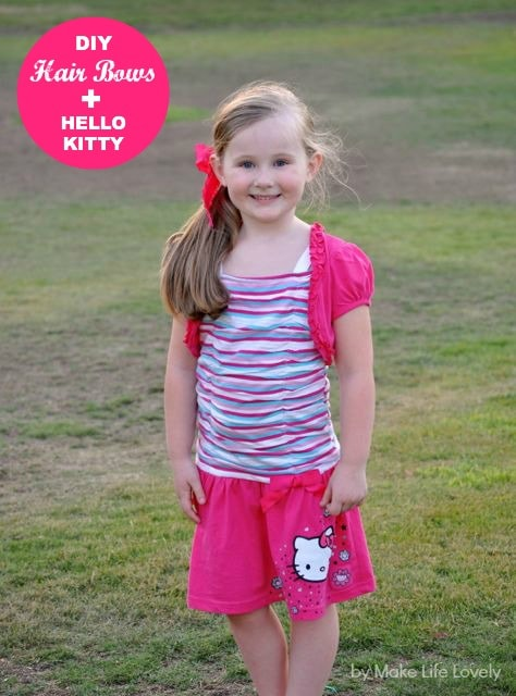 Hello Kitty line by Evy's of CA at Macy's, by Make Life Lovely