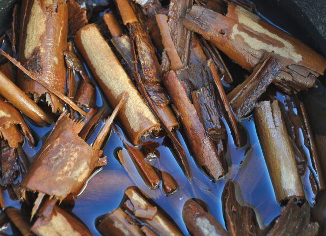 Cinnamon syrup recipe