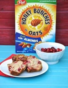 Cranberry Cinnamon Streusel Muffins Recipe