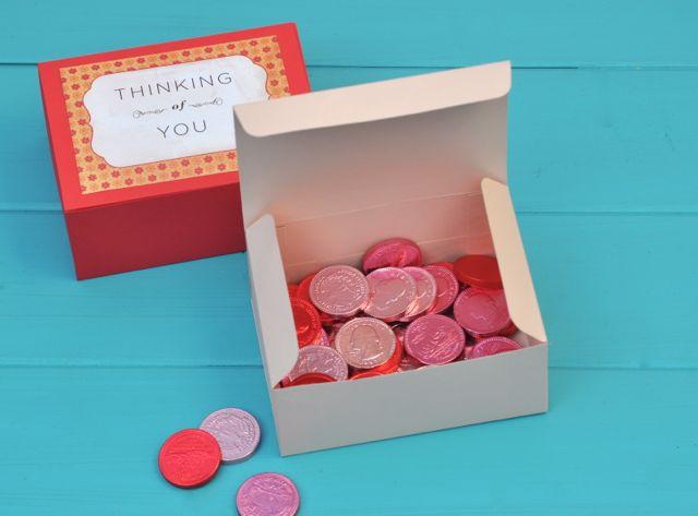 Diy Valentine Paper Boxes Make Life Lovely