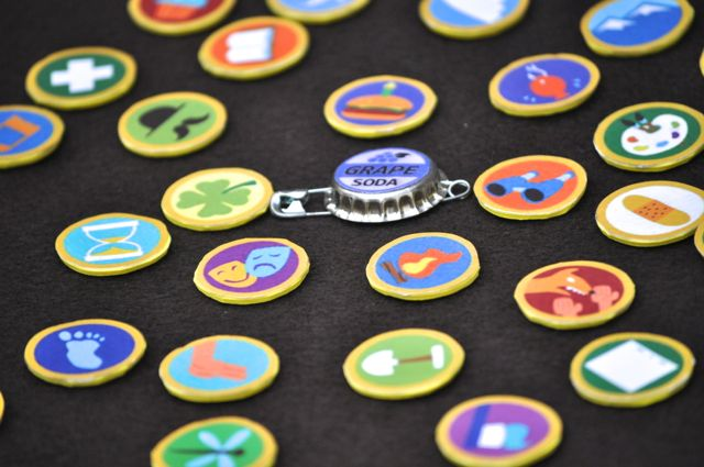 How to make Wildreness Explorer Badges for a Russell from up costume DIY