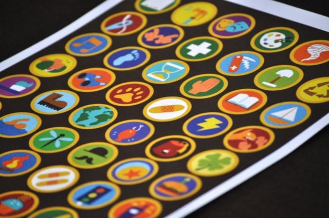 How to Make Disney UP Wilderness Explorer Badges