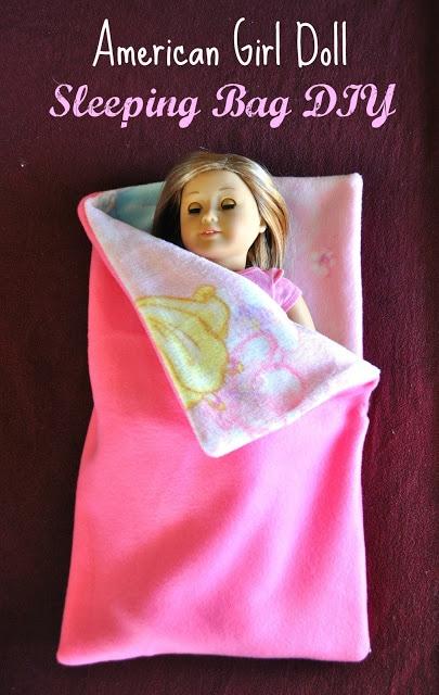 American Girl Doll Travel Bag