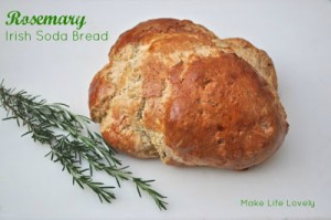 Rosemary Irish Soda Bread
