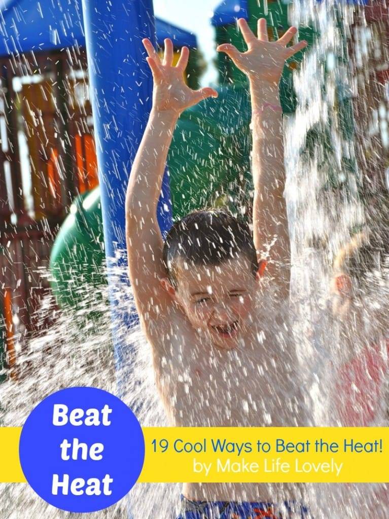How to Keep Cool this Summer | Make Life Lovely