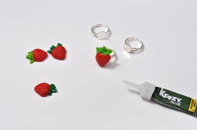 DIY Clay Ring