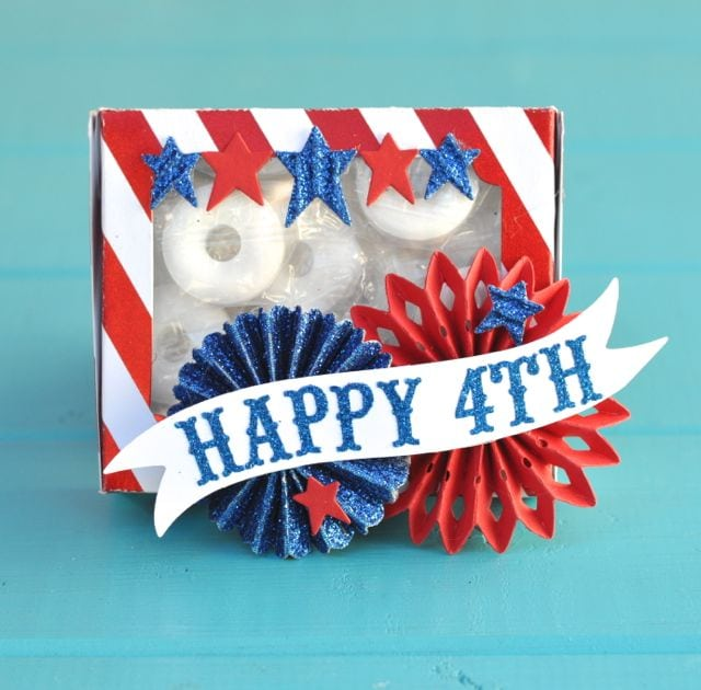 May The Fourth Be With You Treats: Fourth Of July Treat Box