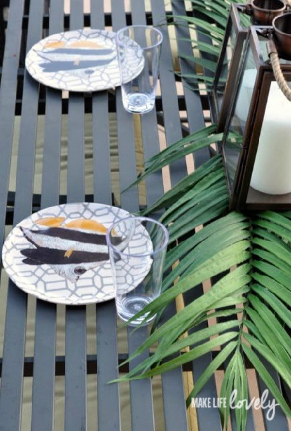 Outdoor Plates from World Market