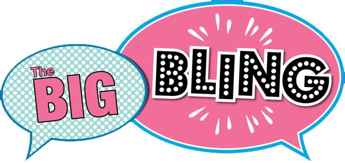Jo-Ann Fabric and Craft Big Bling #bigbling