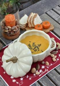 Butternut Squash Pumpkin Soup Recipe