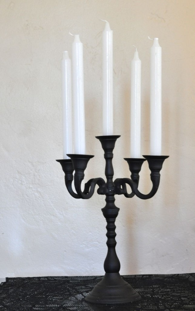 World Market Candelabra
