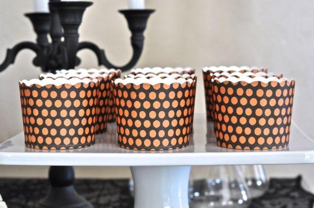 Halloween Baking Cups