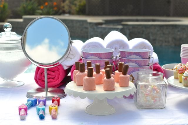 Disney Princess Spa Party by Make Life Lovely