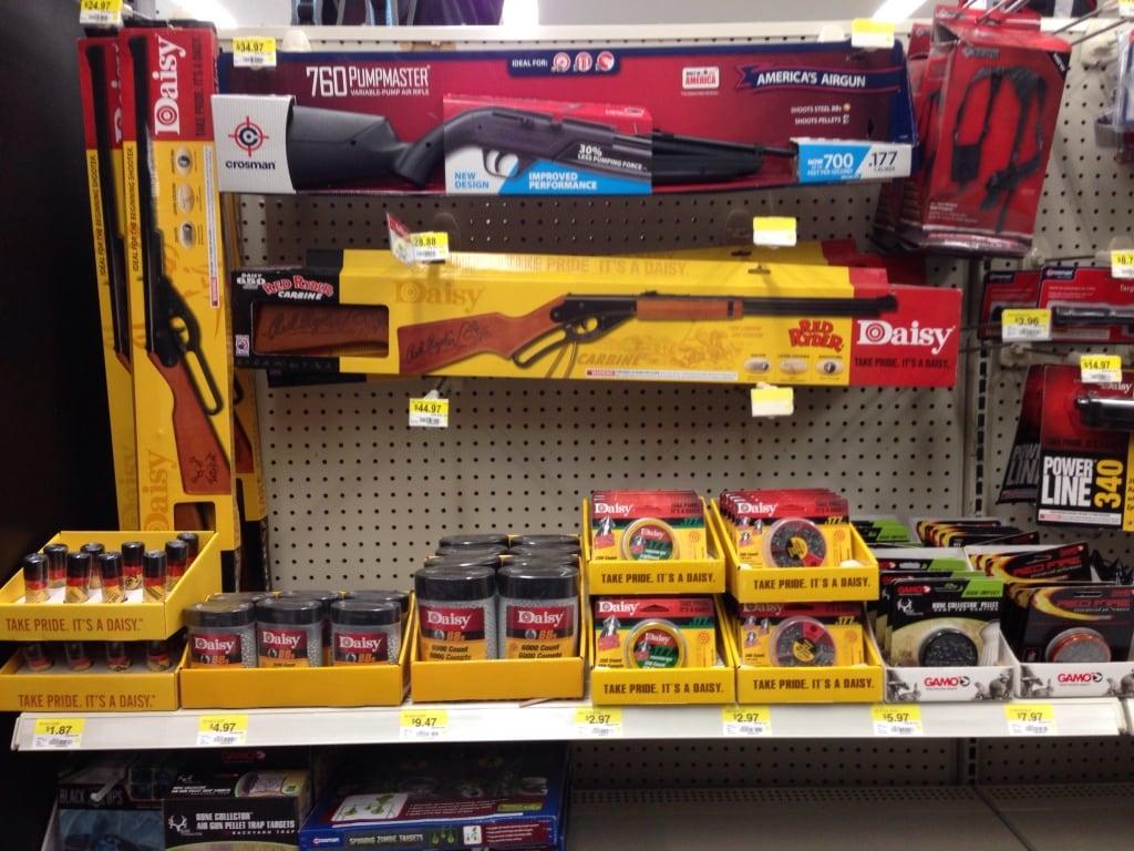 Daisy BB Guns at Walmart