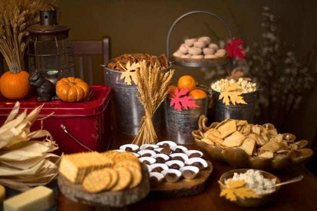 Fall Dinner Party Food Ideas
