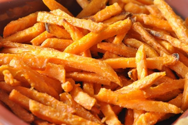 Alexia sweet potato fries