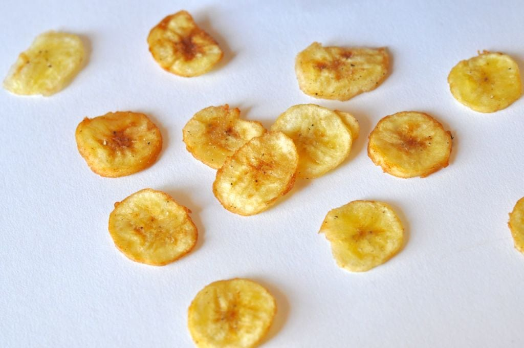 Banana chips recipe- an Indian snack