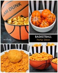 Basketbal Party Ideas