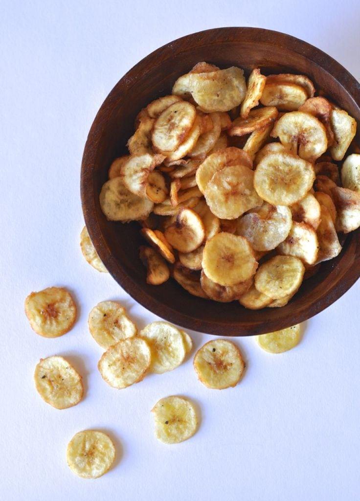 Indian banana chips recipe