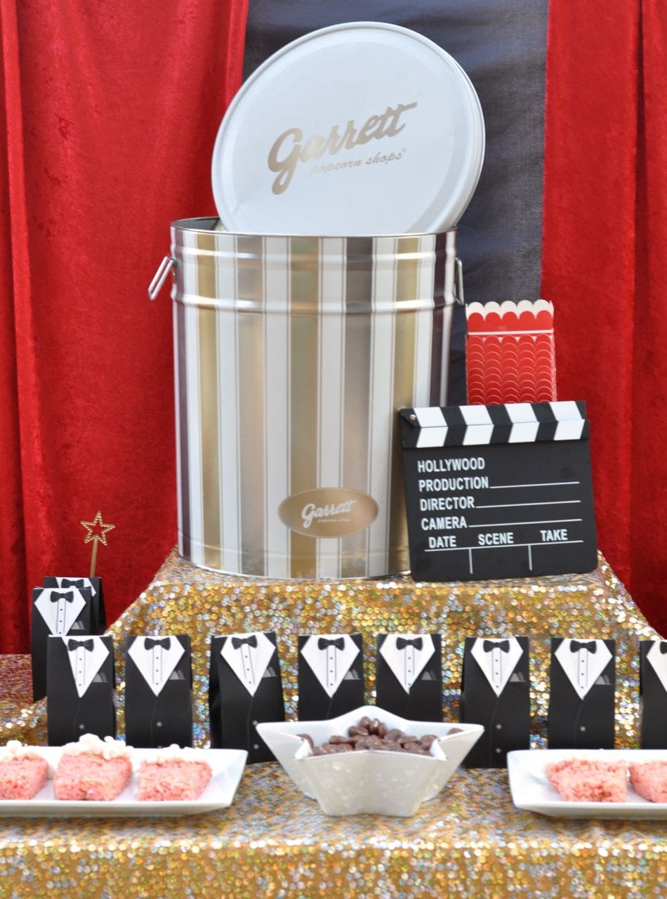 Hollywood Theme Decorations Watch More Like Theater Party Decorations