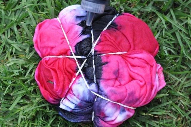 Tie Dye Tips