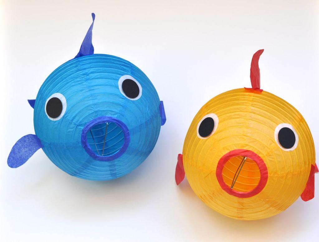 paper lantern fish