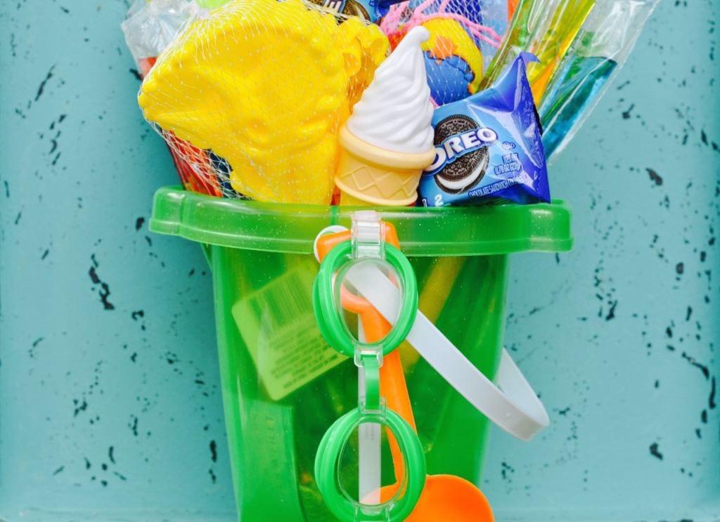 Summer Gift Basket for Kids