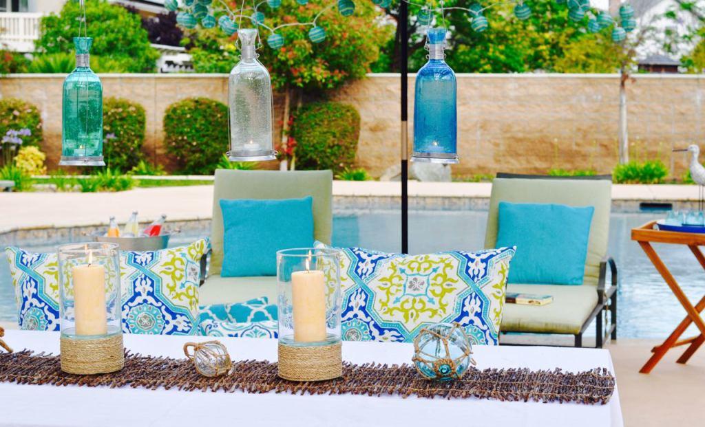 Backyard summer update