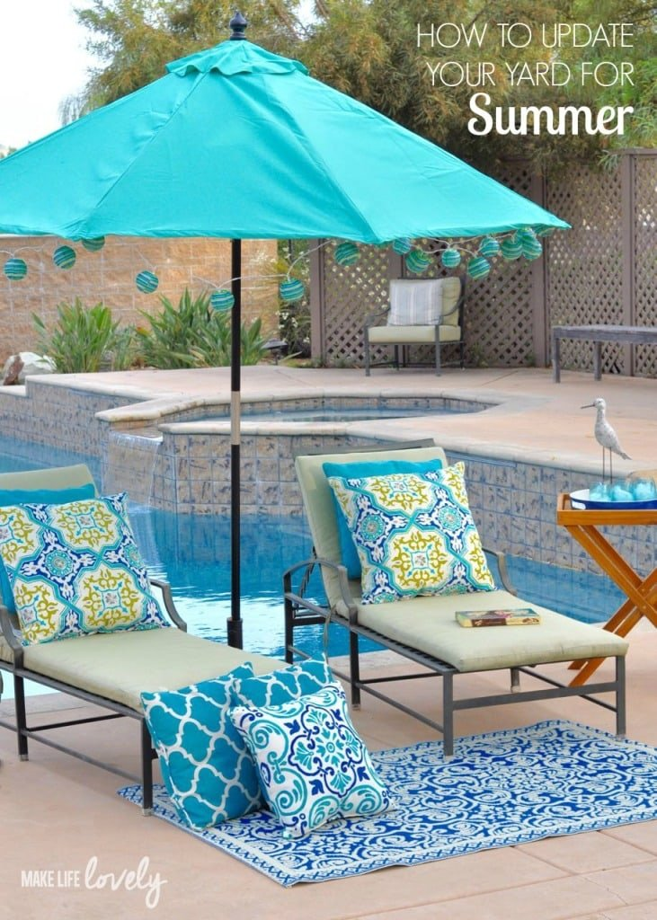 How to Update Your Yard for Summer