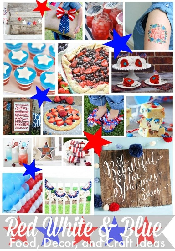Fourth of July Crafts and Recipes