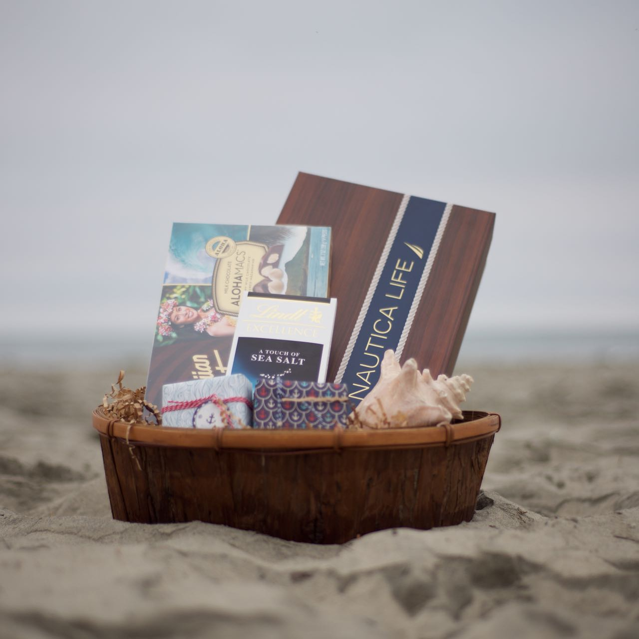 Over 100 Fathers Day Gift Ideas: Father's Day Nautical Gift Basket + Cruise Giveaway