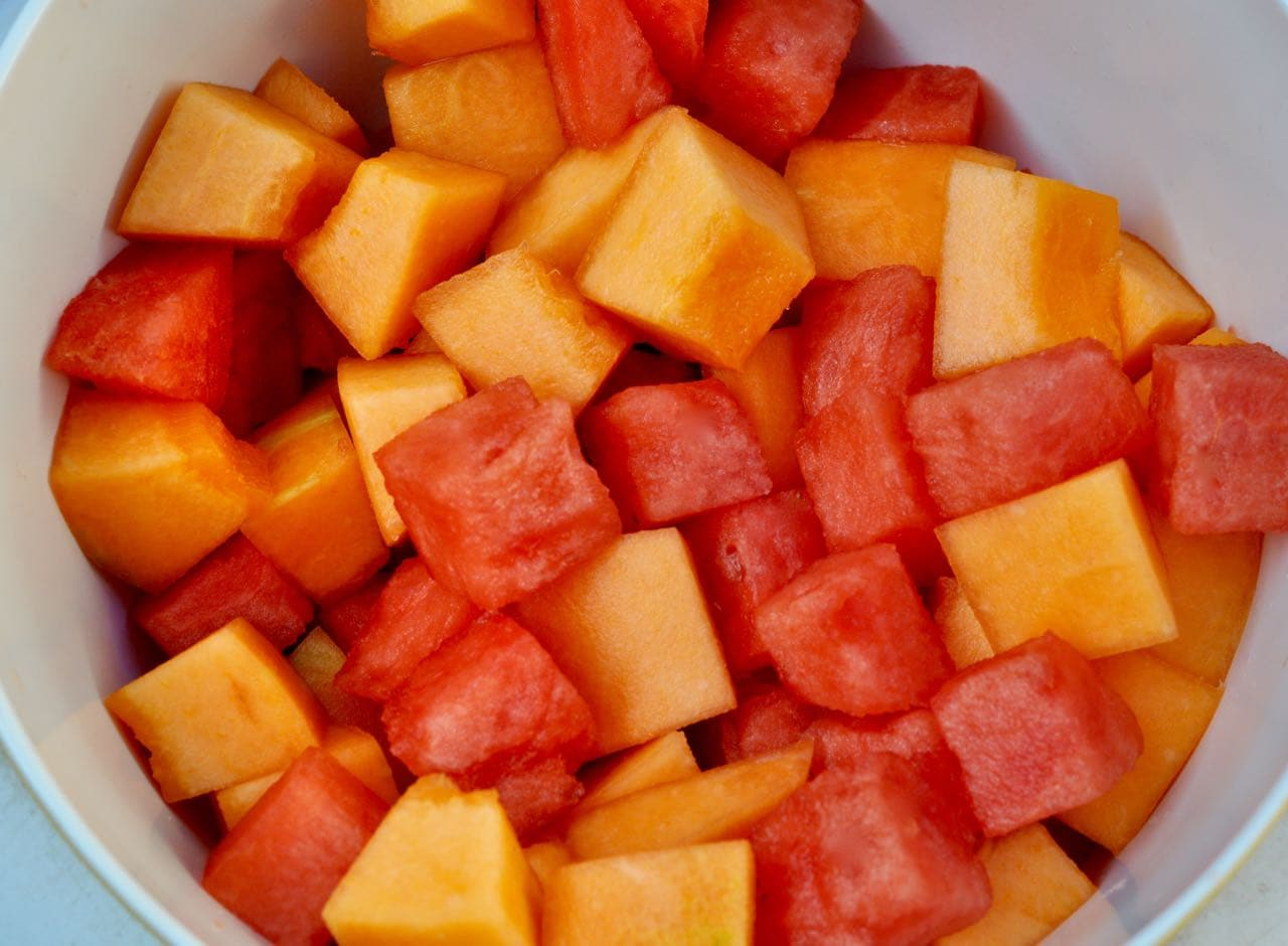 Sprite Fruit Cups