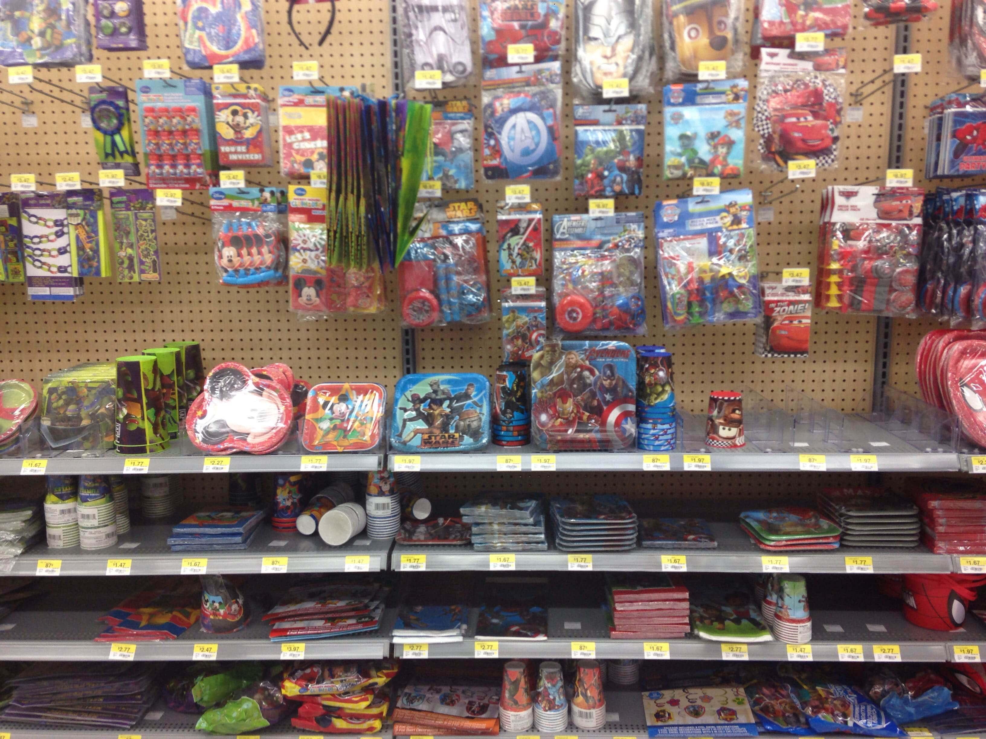 Star Wars Rebels at Walmart