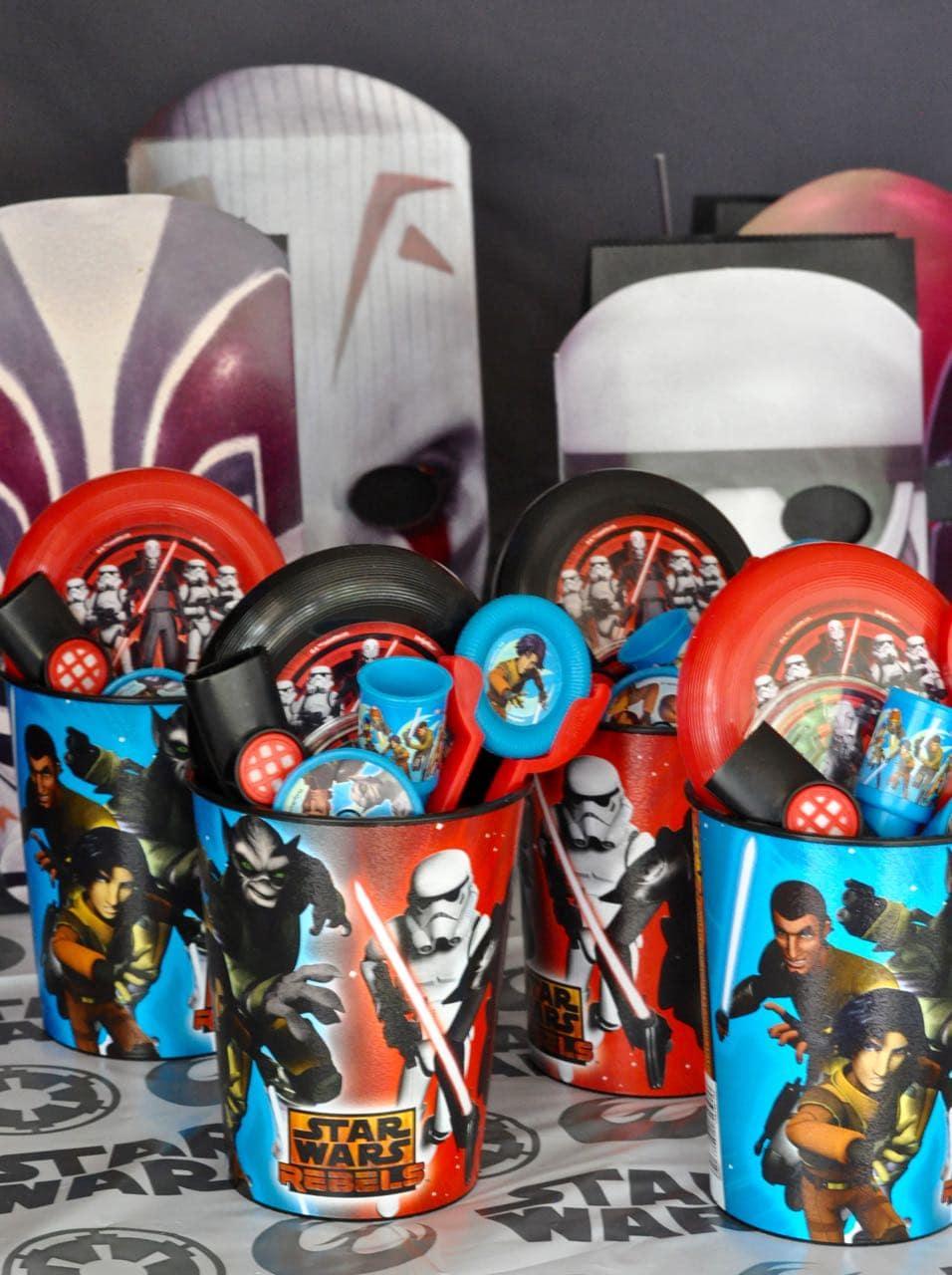 Star Wars Rebels Party
