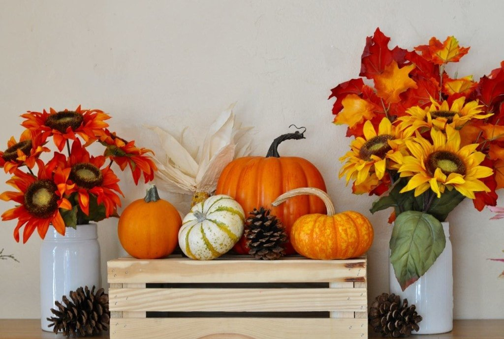 Fall Get Together Decorations