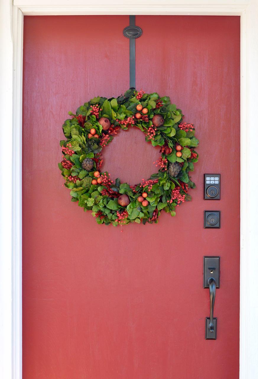 Front Door Makeover - Make Life Lovely