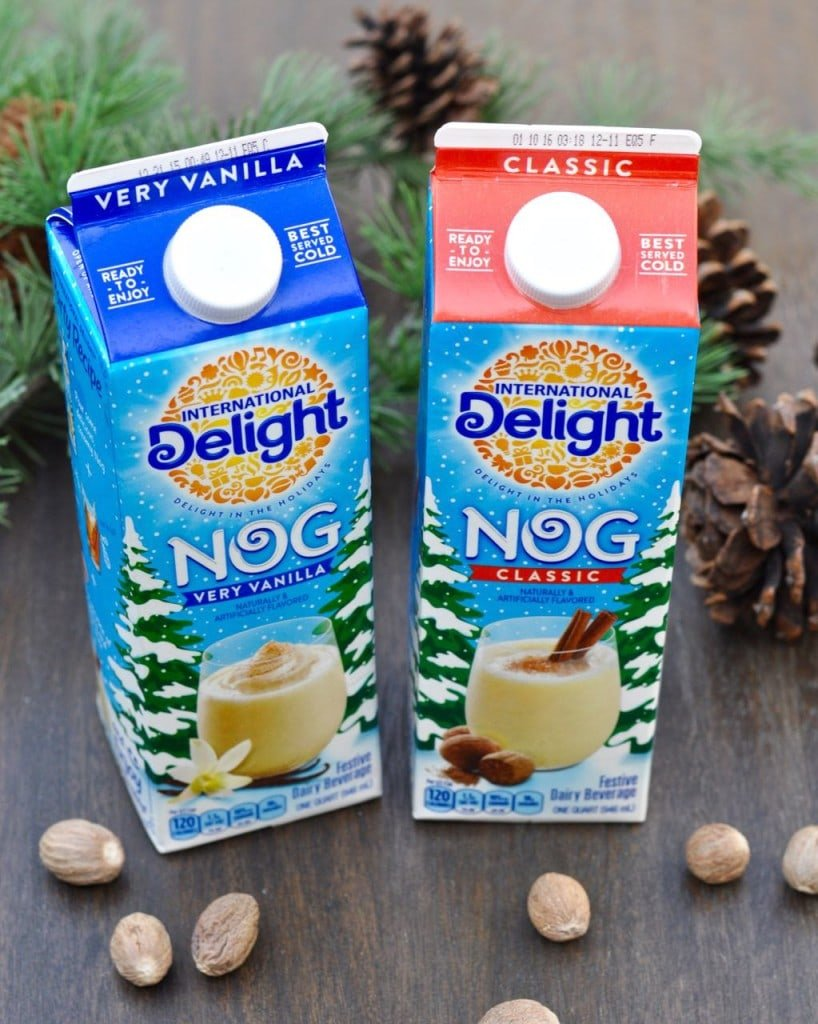 International Delight Nog