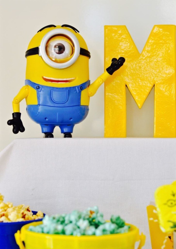 Minions Party Decorations