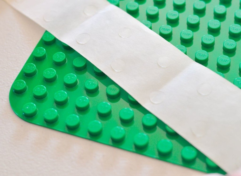 DIY LEGO Table 2