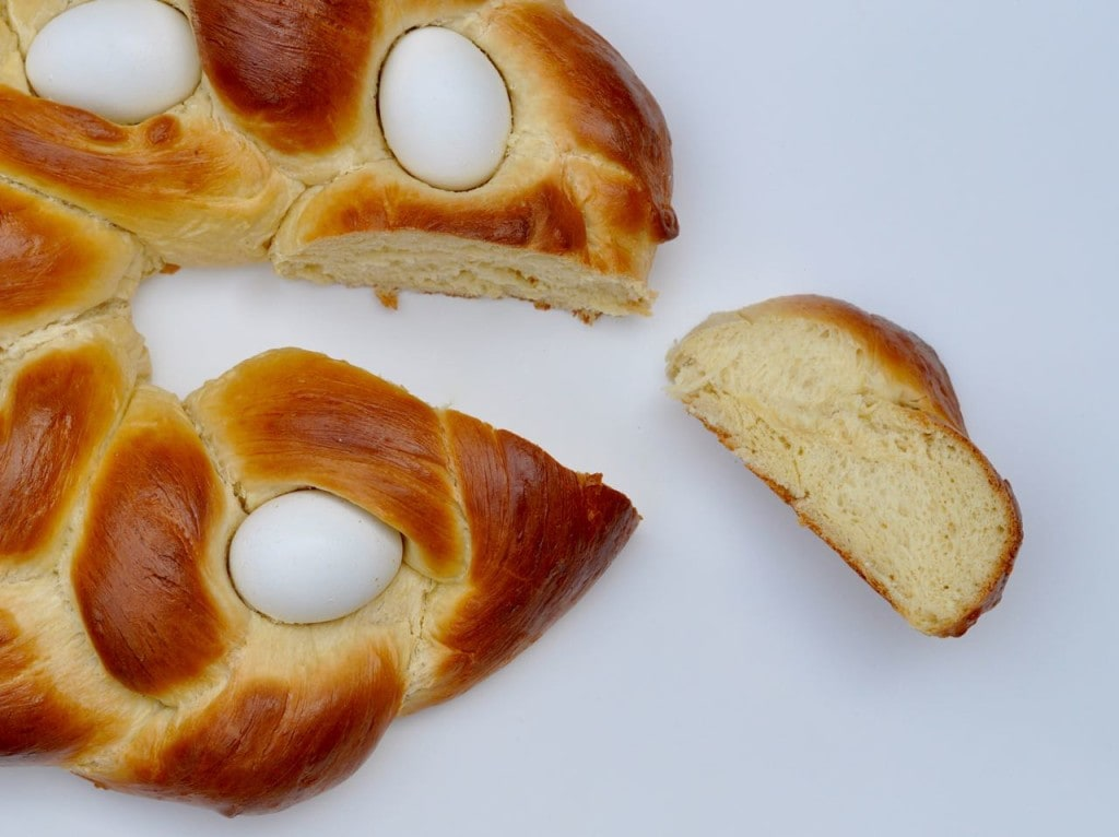 Easter braid bread recipe