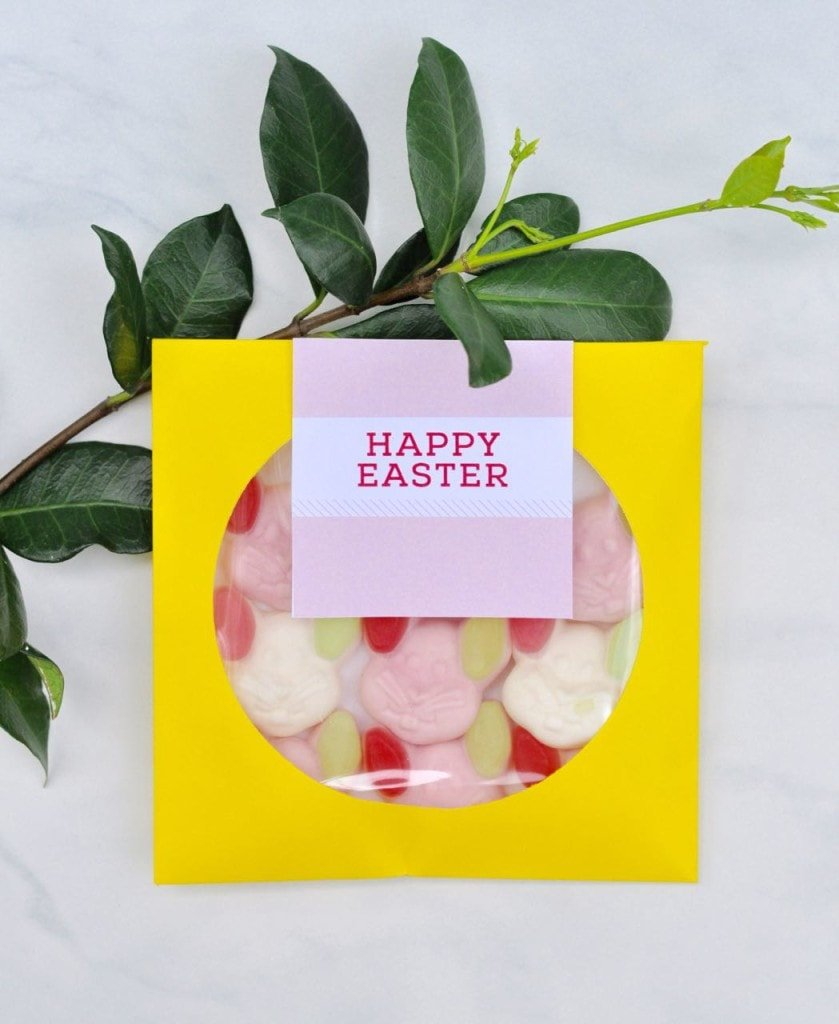 Happy Easter free printables