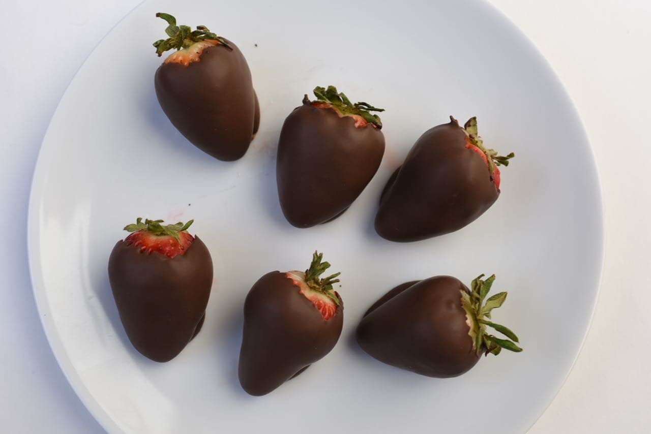 Chocolate Covered Strawberries Teacher Appreciation Gift ...