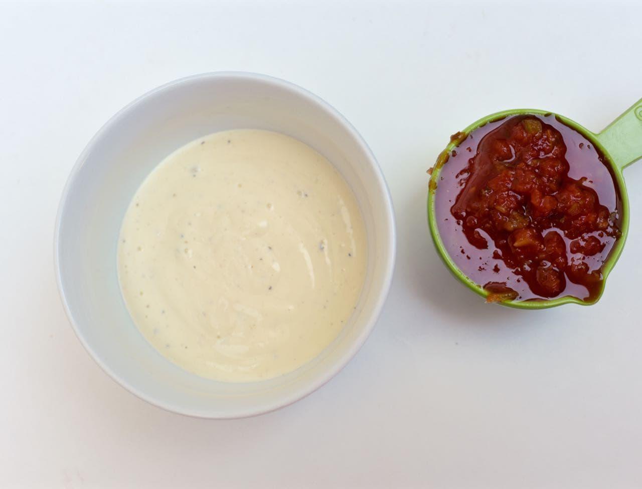 Easy fish taco sauce recipe