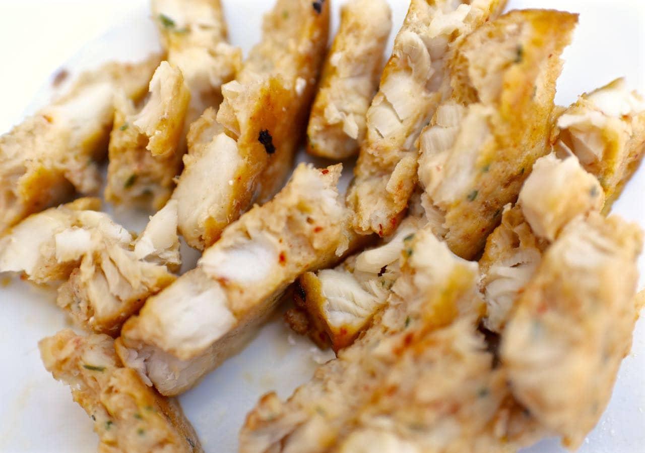 Fish for the fish taco sauce recipe