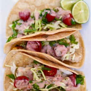 Fish Taco Sauce Recipe with Three Ingredients
