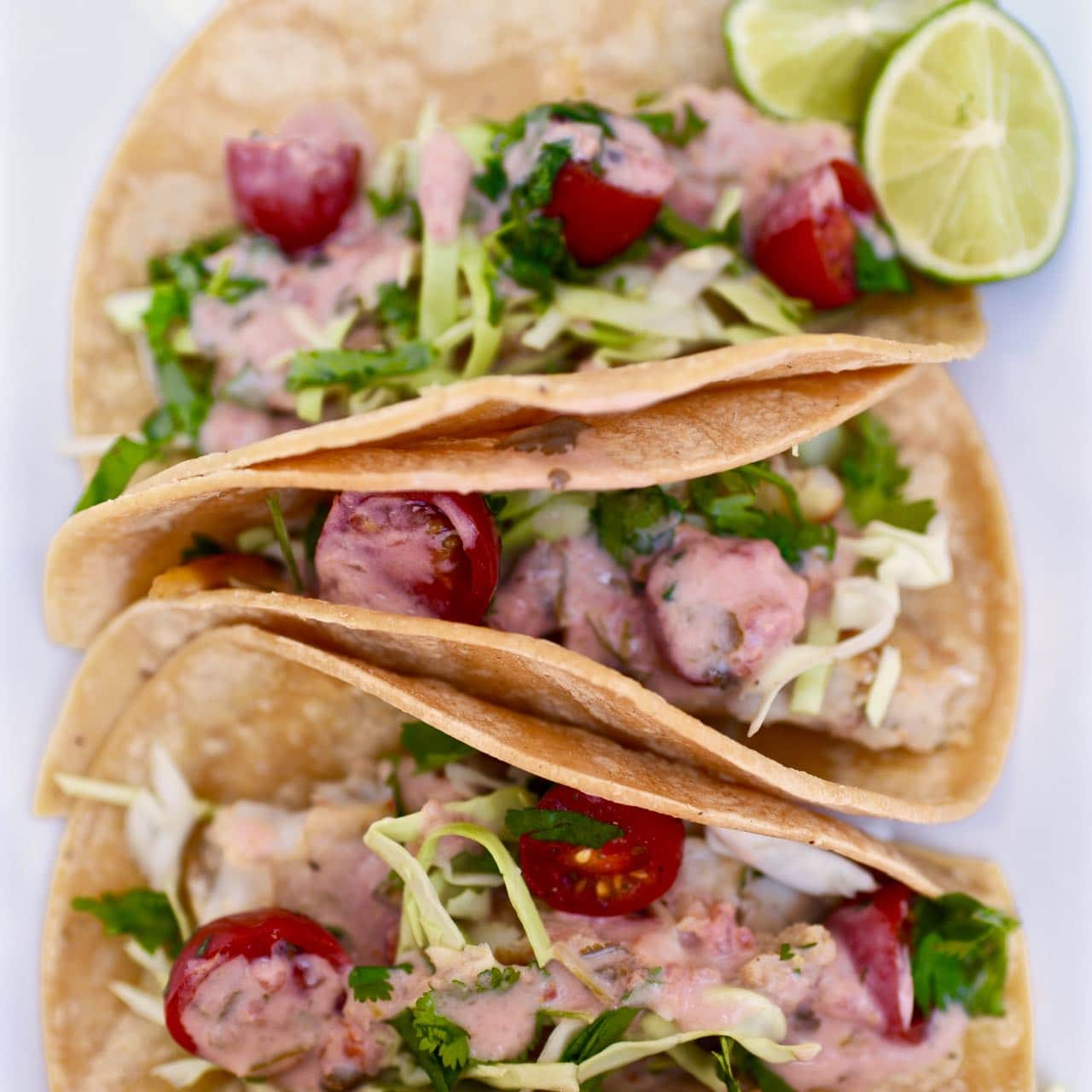 Fish taco sauce recipe with three ingredients make life for Fish taco ingredients
