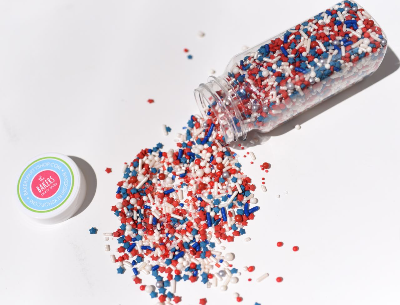 Fourth of July Sprinkles