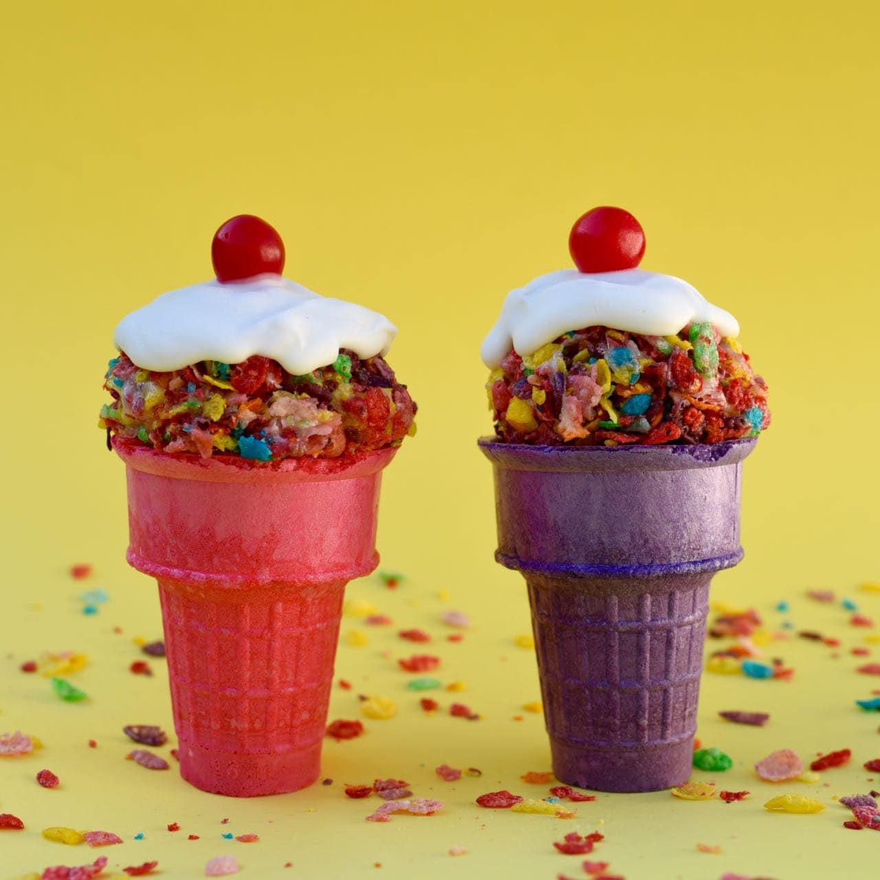 Ice cream for kids - like a drug