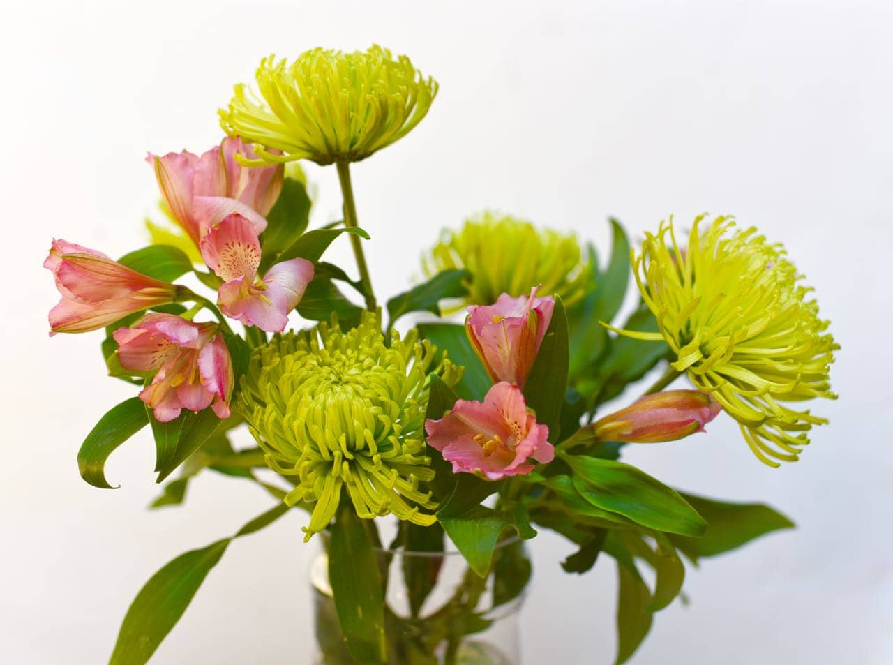 Grocery store flowers arranging tips and tricks